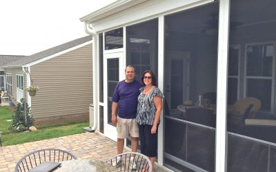 How long does it take to build a sunroom