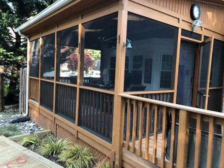 Screen Porch Conversions Conversion Of Charlotte