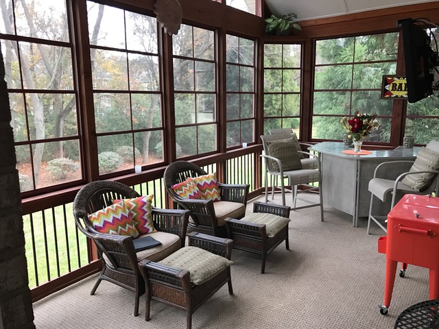 Convert Screened Porch To A 3 Season Sunroom Patio