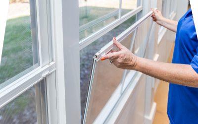 How are EZE Breeze windows made?